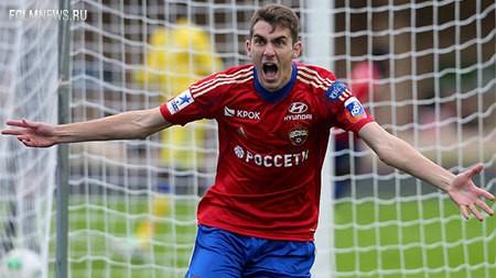 «Химик» – ЦСКА – 1:2. Армейцы победили благодаря автоголу Кичина