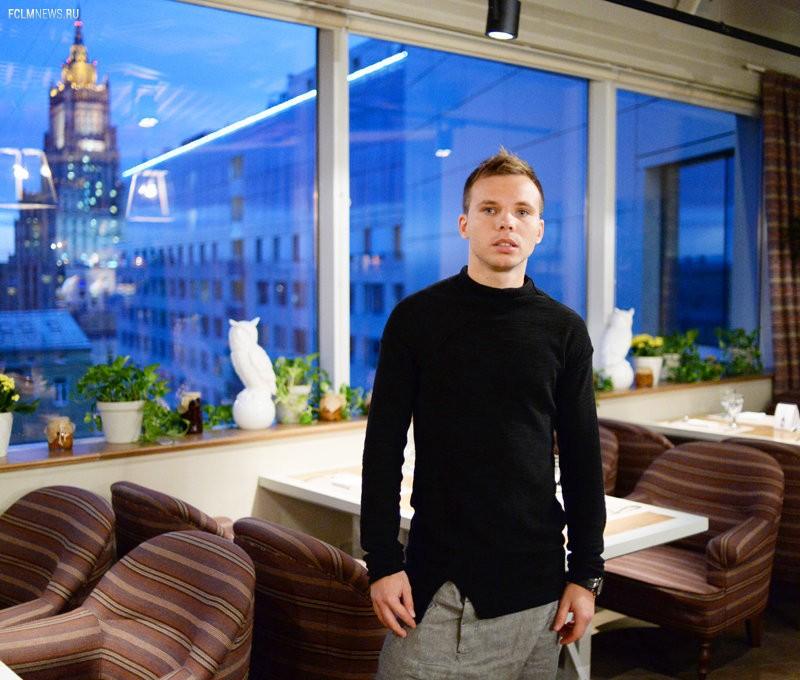 Капитан «Локомотива» Роман Шишкин о внутренней жизни российского футбола