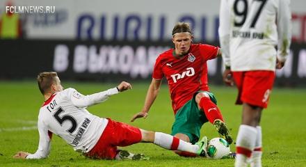 Дмитрий Тарасов: Забили два мяча, фактически предрешив исход встречи