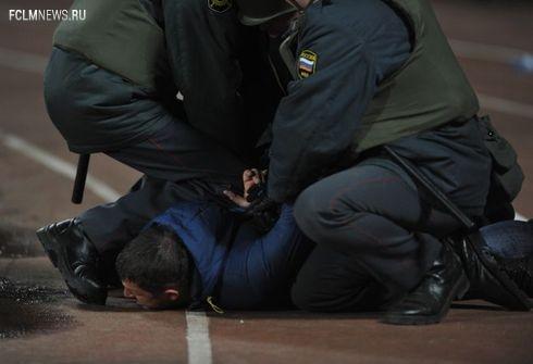 10 лучших кадров вчерашних матчей Кубка России