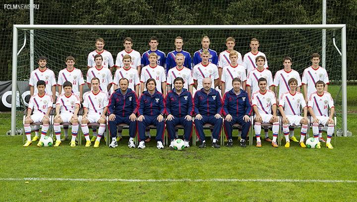 Расширенный состав молодежной сборной
