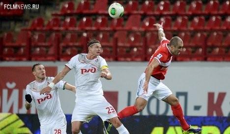 Нигматуллин: Матч в Черкизове без зрителей выглядел как игра дублей
