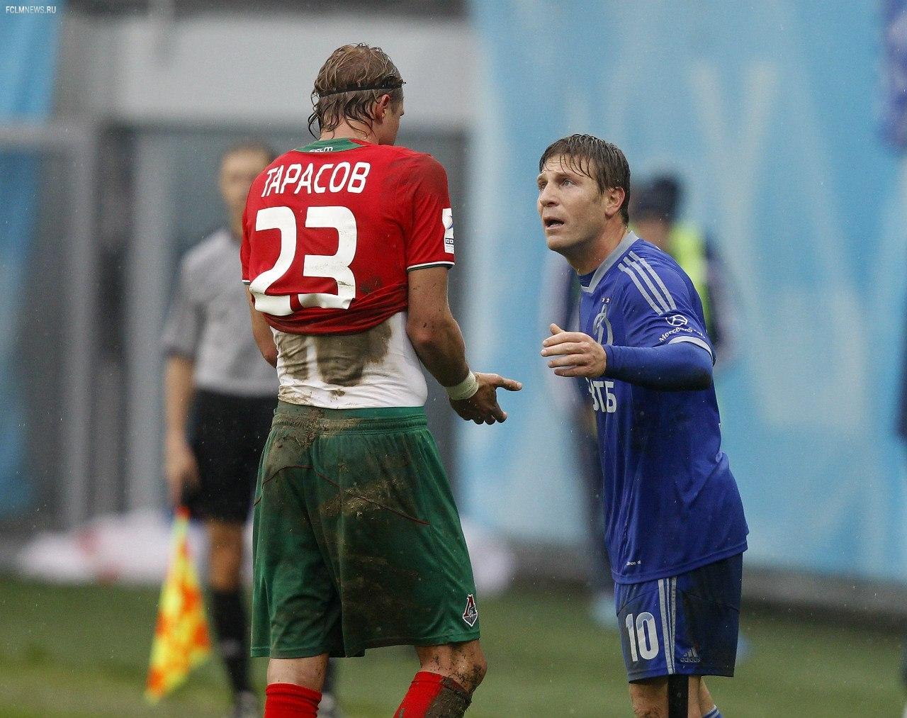 Дмитрий Тарасов: «Вы бы видели глаза Кучука, когда Н'Дойе схватил его за нос»