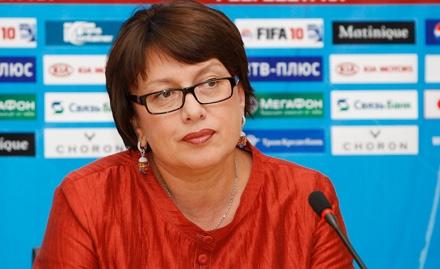 Ольга Смородская: «Наша задача – выигрывать каждый матч»