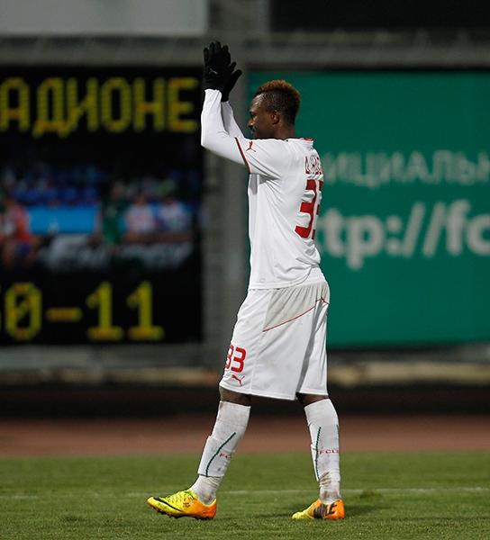 «Томь» - «Локомотив» 2:0