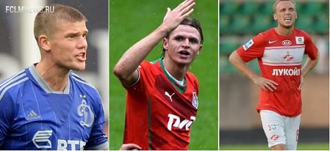 Кто лучше: Денисов, Тарасов или Глушаков?
