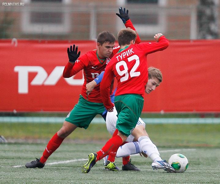 «Локомотив» - «Динамо» 4:2