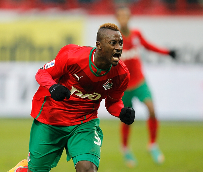 «Локомотив» - «Динамо» 1:0