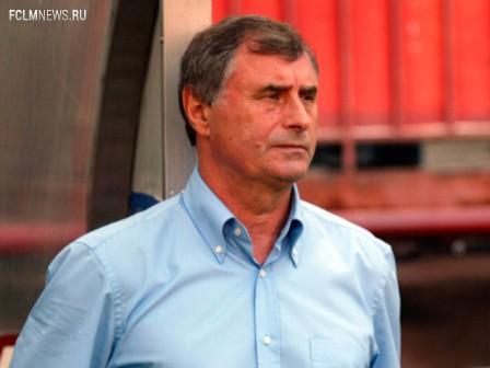 Анатолий Бышовец: В чемпионской гонке «Спартак» и «Локо» находятся в более выгодном положении