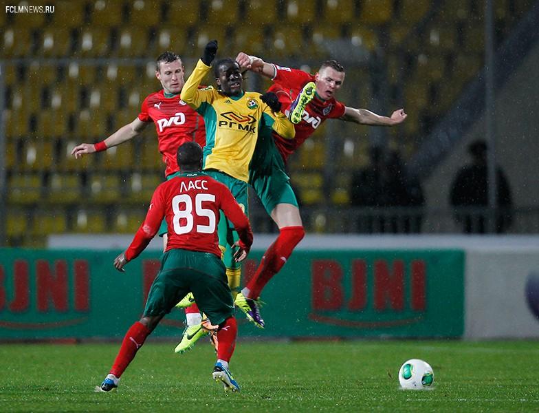«Кубань» - «Локомотив» 1:3