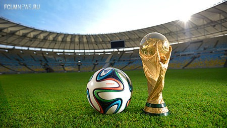 ФИФА представила мяч ЧМ-2014