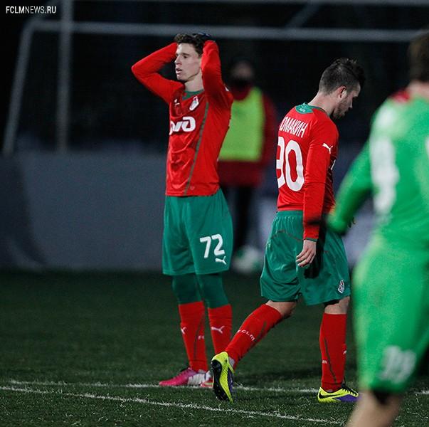 Молодежное первенство. «Локомотив» - «Рубин» 1:0