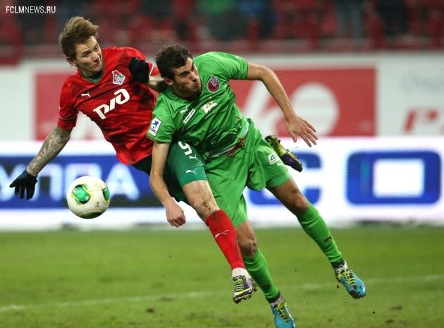 Футболисты «Локомотива» и «Рубина» подрались, но разошлись миром