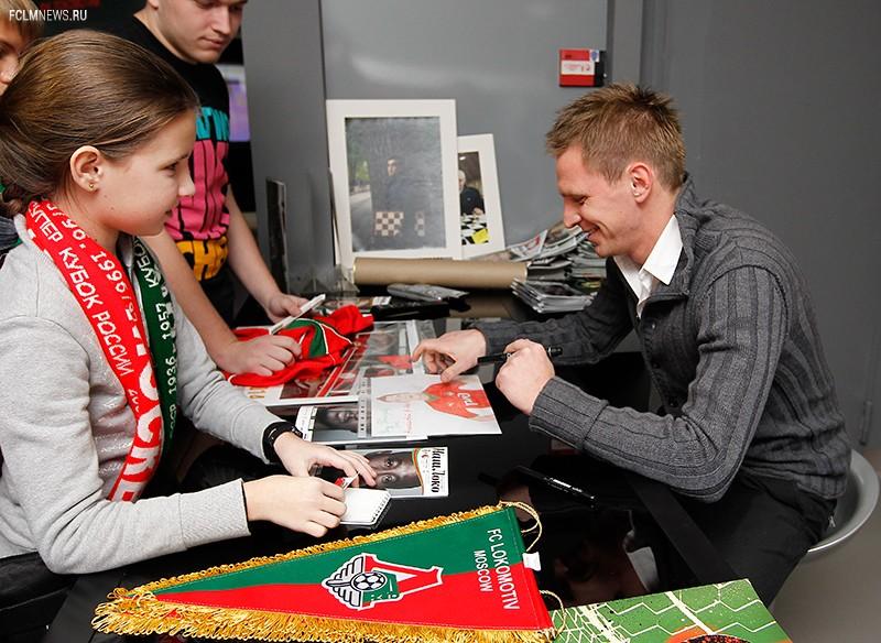 Ян Тигорев побывал в музее