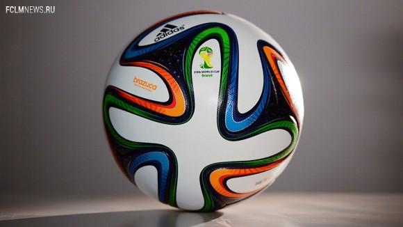 Весной в России будут играть мячом чемпионата мира