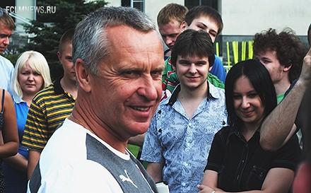 Леонид Кучук: время показывает, кто лучший из нас