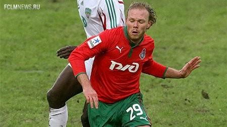 Виталий Денисов стал «Самым лучшим футболистом Узбекистана»