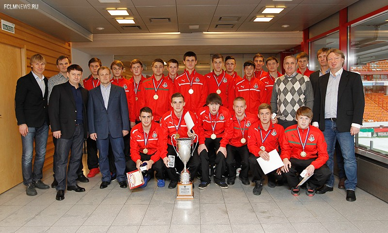 «Локомотив»-1996 поздравили с победой в двух турнирах