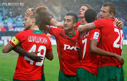 «Локомотив» вернулся к постоянству и вере в свою игру»