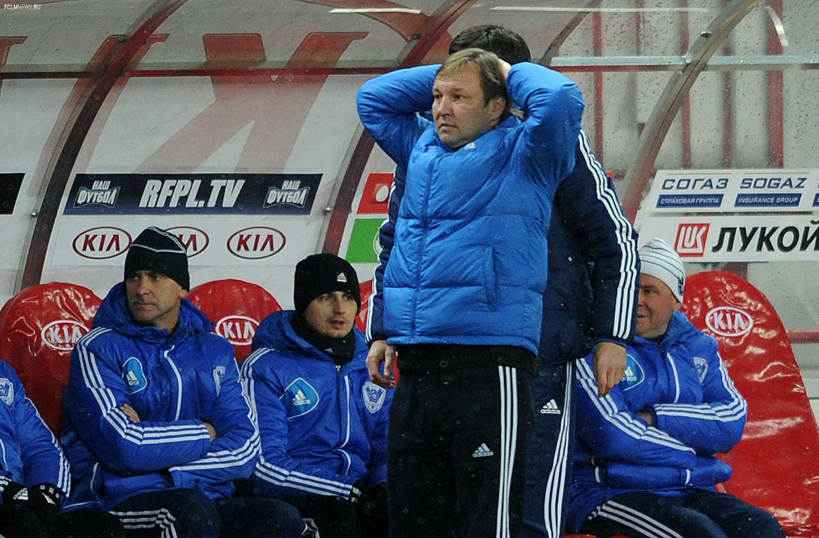 10 лучших цитат российского футбола-2013