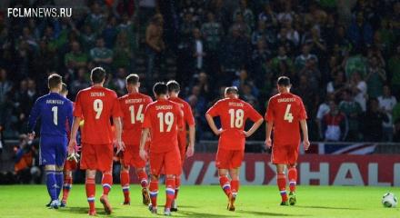 Мужская сборная России по футболу сохранила 22-е место в рейтинге ФИФА