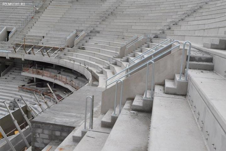 Стадион в Куритибе может лишиться права проводить матчи чемпионата мира