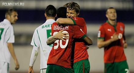 На втором сборе «Локомотив» сыграет с «Лехом», «Спартой» и «Лудогорцем»