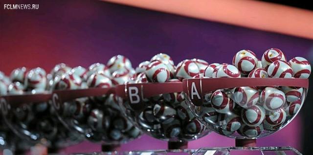 Россия попала в первую корзину жеребьевки квалификации Евро-2016