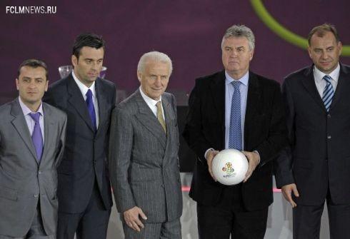 Отбор Euro-2016 для России:  туз своей шестерки