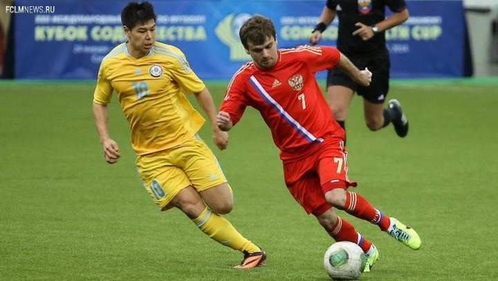 Россия - в полуфинале Кубка Содружества