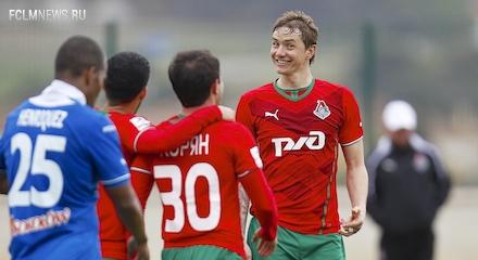 Очередная победа на сборах. «Локомотив» - «Лех» 3-1