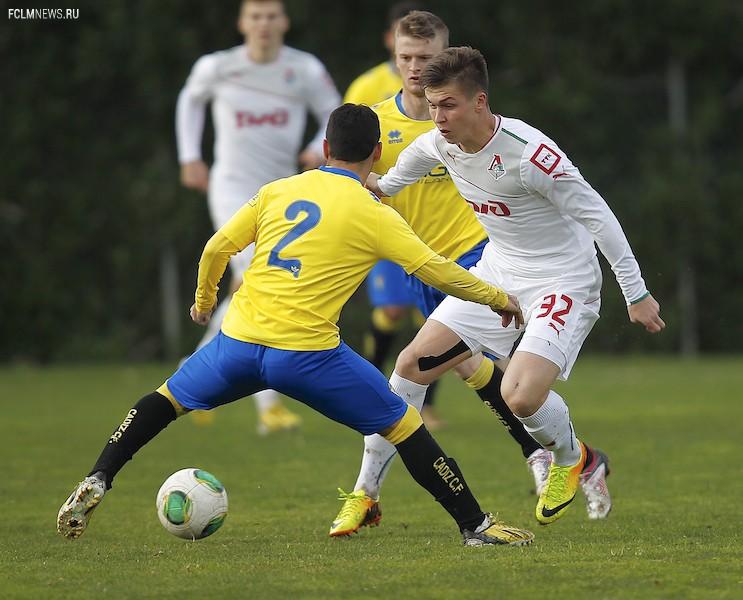 «Локомотив» - «Кадис-Б» 7:0