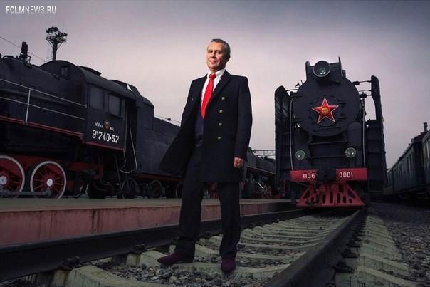 Из календаря «Локомотива» на 2014 год