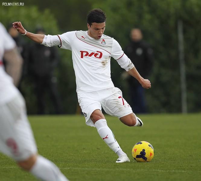 «Локомотив» - «Спарта» 1:2