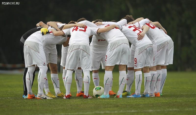«Локомотив» - «Херес» 3:0