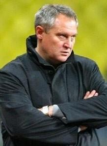 Юрий Красножан - главный тренер сборной Казахстана