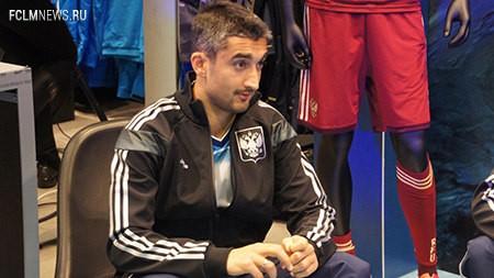 Александр Самедов: Хотел бы играть в одной команде с Широковым