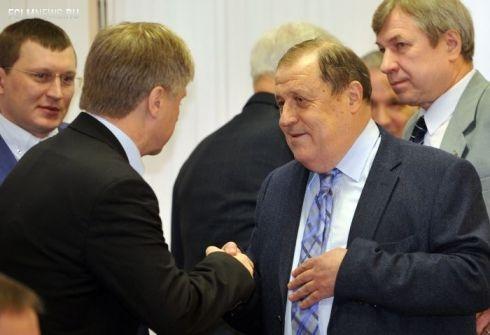 """Михаил Гершкович: """"При 10 легионерах в заявке наши клубы смогут эффективнее выступать в Европе"""""""