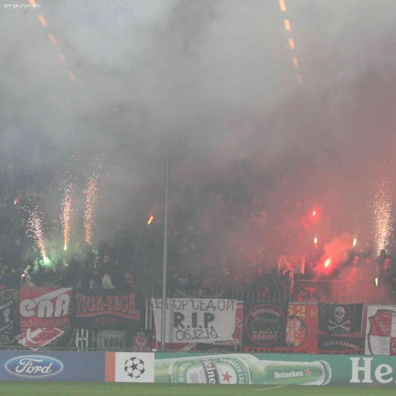 УЕФА против…