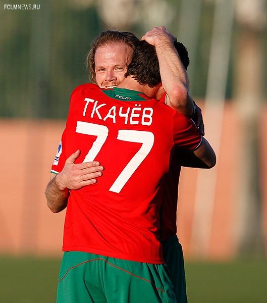 «Локомотив» - «Юргорден» 4:0