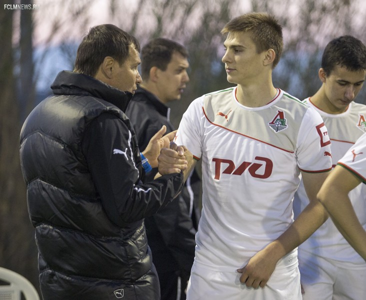 «Локомотив» - «Краснодар» 1:2
