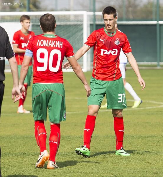 «Локомотив» - «Ротор» 3:3