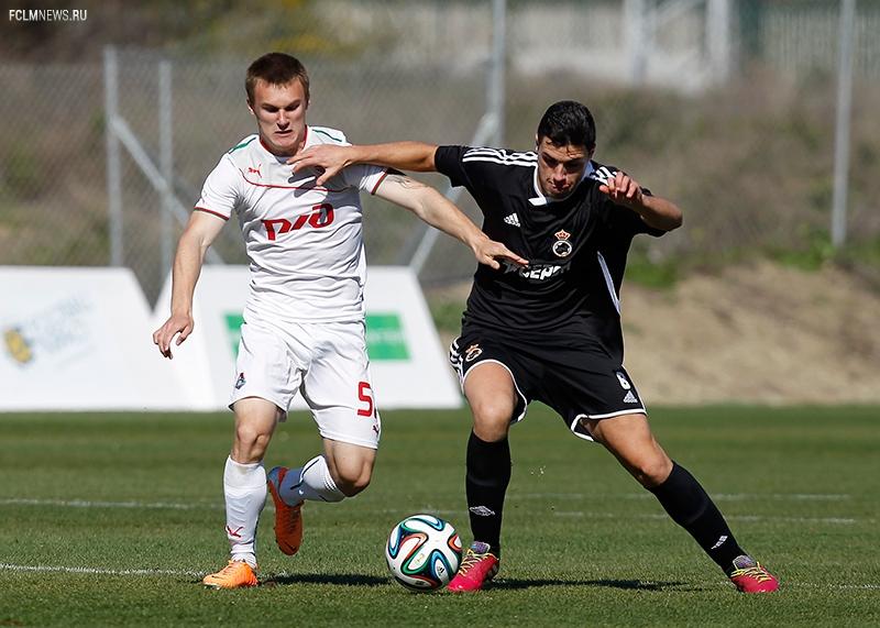 «Локомотив» - «Реал Баломпедика Линенсе» 3:1