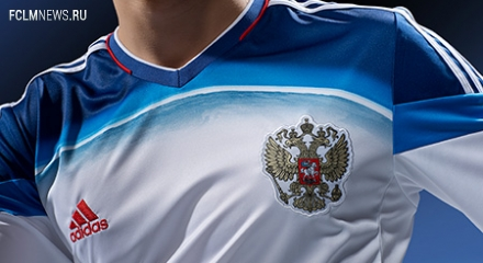 Самедов и Миранчук представили гостевую форму сборной России