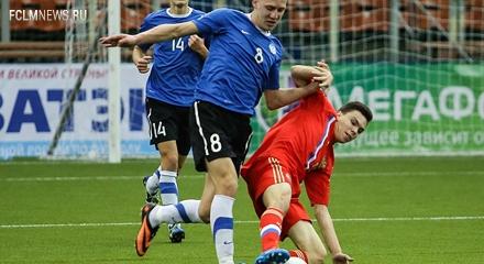 Баринов и Анисимов сыграли за юношескую сборную