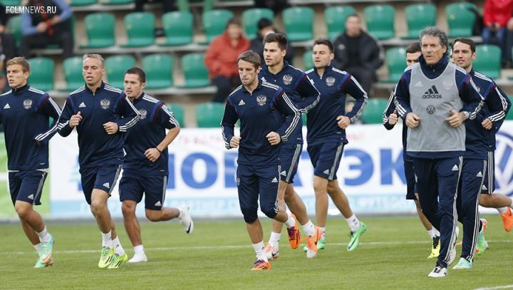 Первая тренировка в Краснодаре