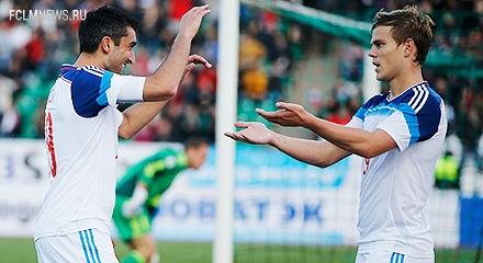 Сборная России – сборная Армении. 2-0. Уверенная победа.