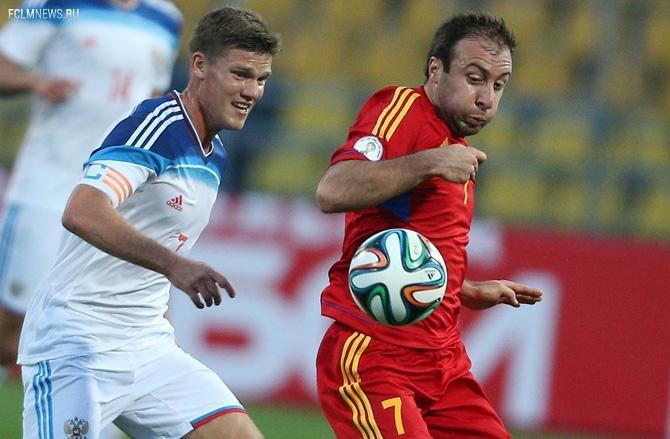Фотогалерея товарищеского матча России и Армении с комментариями