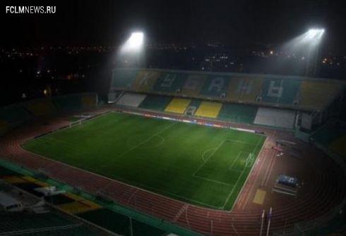 Стадионы РФПЛ встречают весну