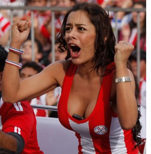 Десять женщин из мира футбола